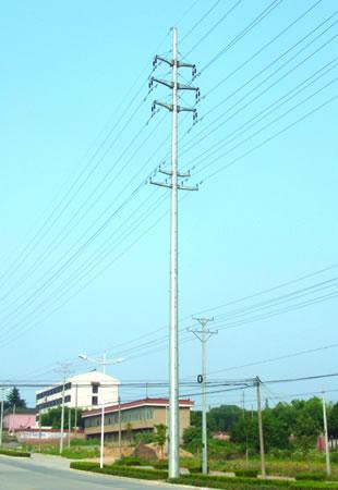 10kv电力钢杆今日行情价格走势